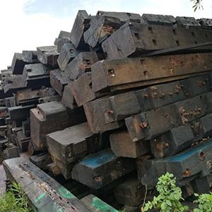 中山旧船木